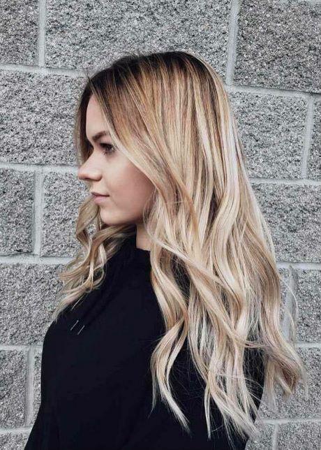 2021 long haircuts for women