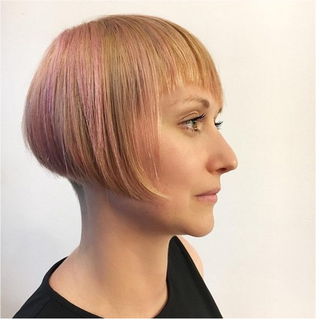 2019 short hairstyles for women over 40