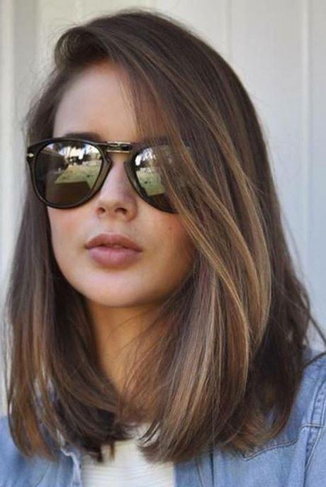 Medium Length Haircuts For Women 2019