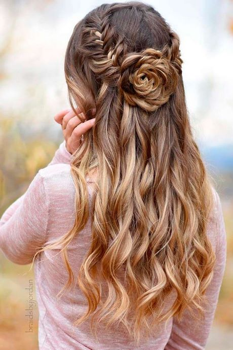 Prom hairstyles down 2019 #menbraidshairstyles2019