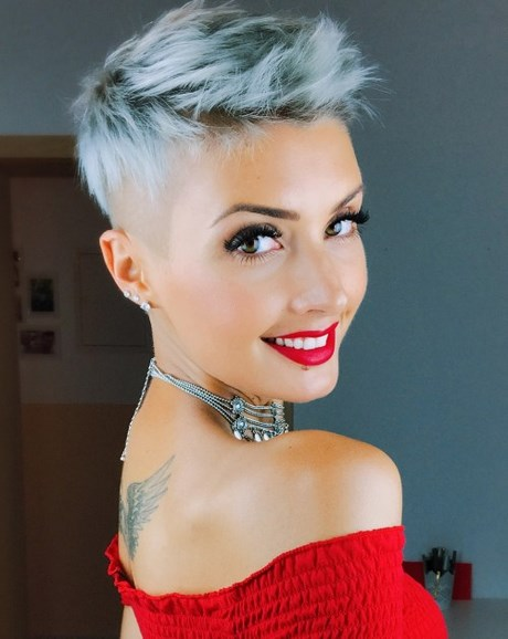 Short Pixie Haircuts 2019