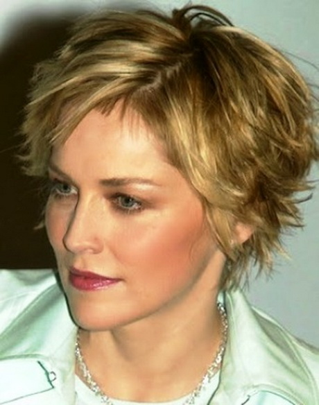 short hairstyles women over - photo #6