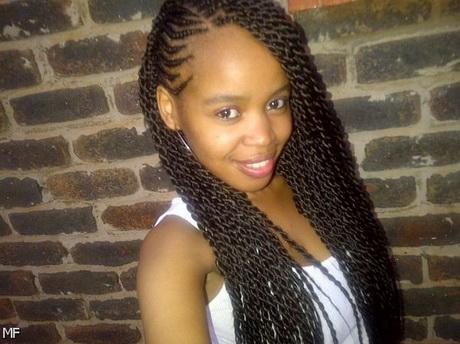 black braids hairstyles 2016