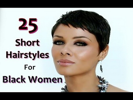 cute short hairstyles for black women 2015 short hair 2016