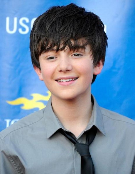 ... this now for when Connor is older I love this little boys haircut