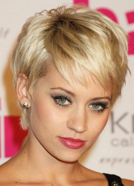 china bangs hairstyles : 15 Chic Short Hairstyles For Thin Hair You Should Not Miss Hairstyles ...