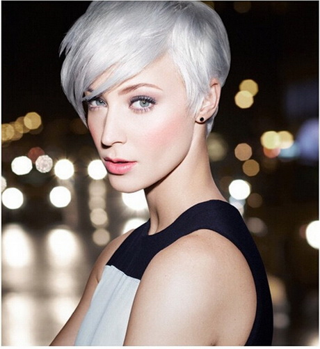 china bangs hairstyles : Chic short hairstyles 2016
