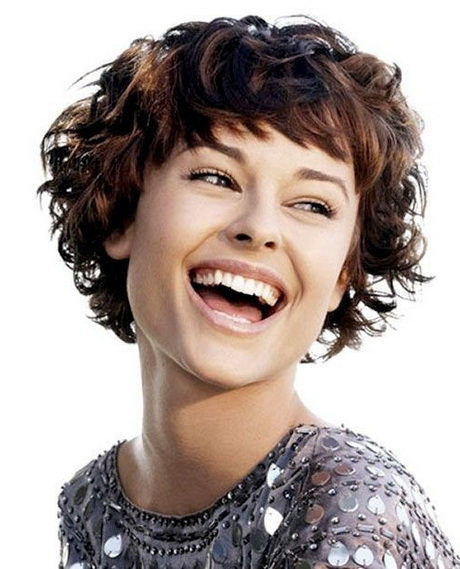 Short Curly Haircuts : ... Curly Hair Styles Weekly Short Hairstyles For Thick Curly Hair Short
