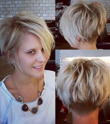 Women Short Hairstyle Trends 2016