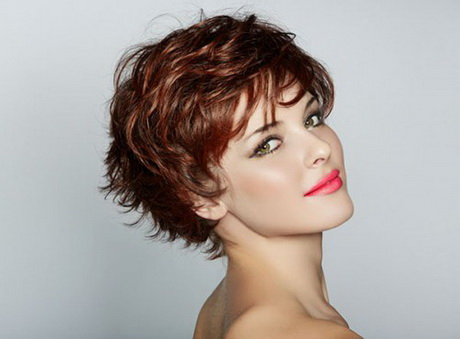 Hairstyles For Short Curly Hair 2016
