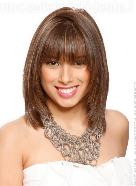 Medium Length Hairstyles : ... Hairstyles For Medium Length Hair. on shoulder length hairstyles for