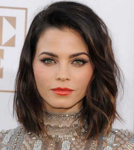 Medium Length Hairstyles : new medium length haircut style jpg fa586b
