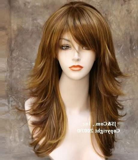 Haircut Hairstyles Pinterest Long Shag Haircut Long Hair Cut Long Hair ...