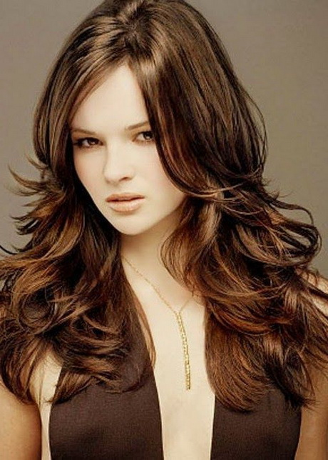 Long layered haircuts 2016 - Easy Hairstyles For Straight Hair
