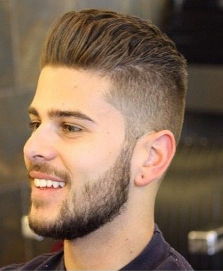 Mens Short Hairstyles : Chic Mens Short Haircuts 2015 2016