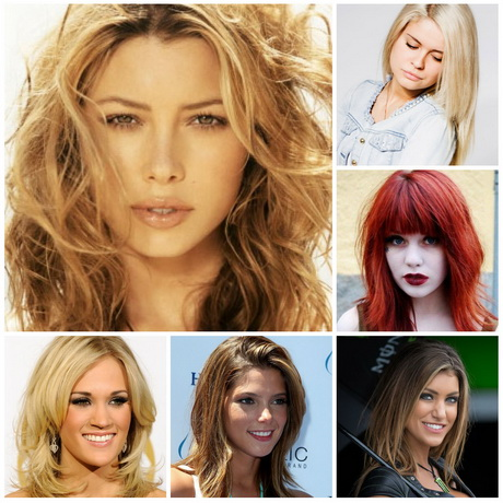 Mid Length Hair Trends 2016