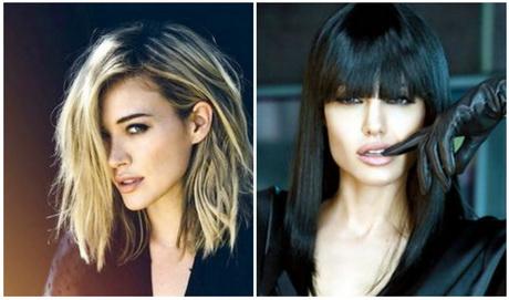 Beautiful 35 New Medium Long Hair Styles  Hairstyles Amp Haircuts 2016  2019