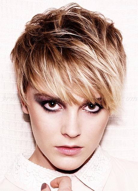 Hairstyle Haircut : ... of different options for pixie do. With short pixie hairstyles 2016