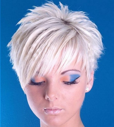 Hairstyles For Short Hair Double Crown : Hairstyles Short Pixie Haircuts 2016
