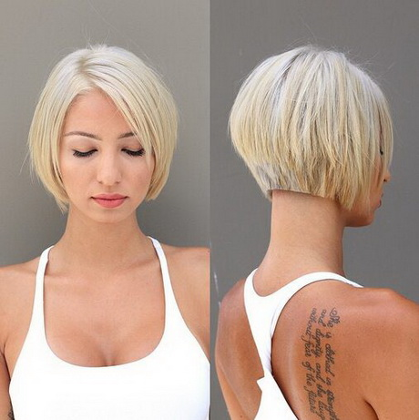 2016 short bob hairstyles for round faces likewise long hair round