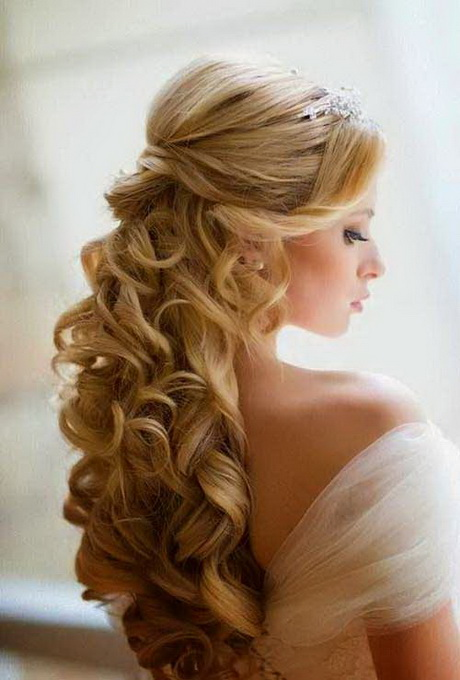 Prom Hair : Prom Hairstyles Half Up And Down moreover Curly Down Prom Hairstyles ...