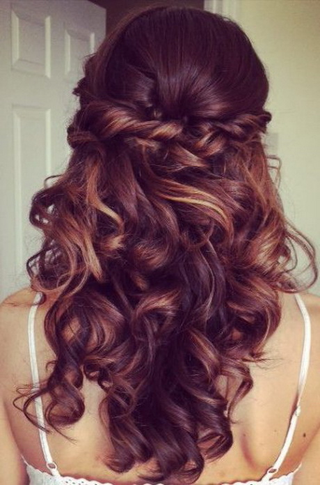 Easy natural updo hairstyles
