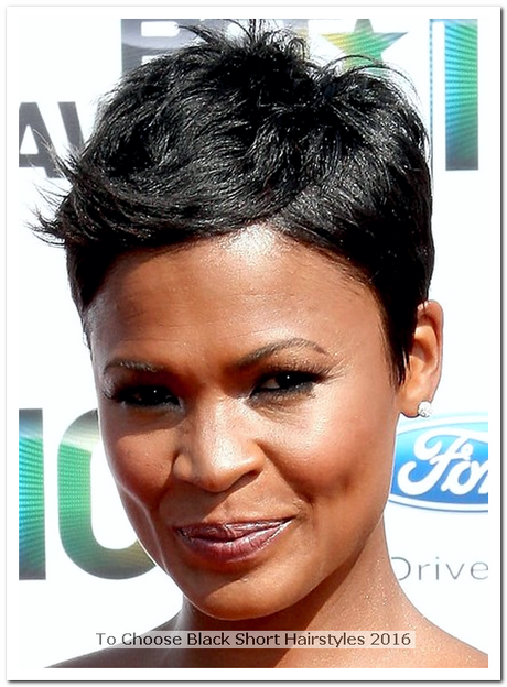 Hairstyles For Short Hair Black 2016 : 25 Short Hairstyles For Black Women 2016 Youtube hairstylegalleries ...