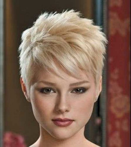 Short Blonde Hairstyles 2016