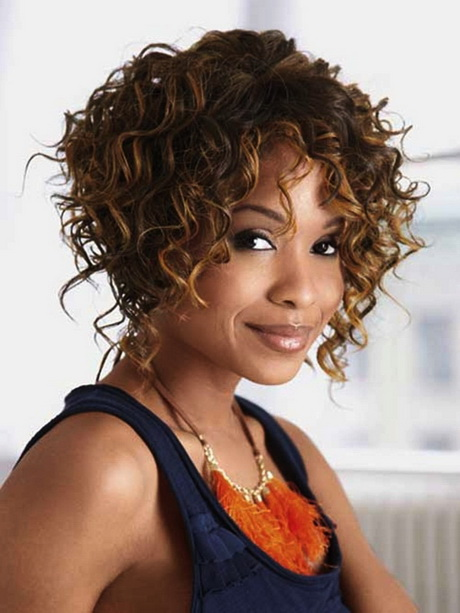 Medium Curly Hairstyles For White Women | Free Printable Hairstyles