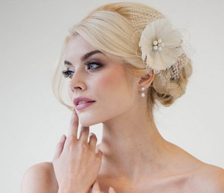 By the way vintage wedding hairstyles are amongst the top styles to ...