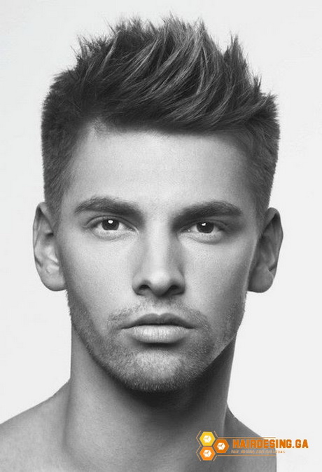 Haircut Of The Year 2016 : modern short spiky haircuts 2015 for men for men haircuts and
