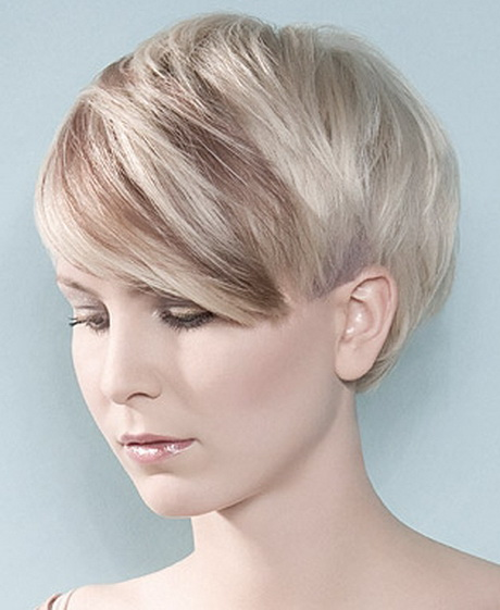 Short hairstyles for summer 2016
