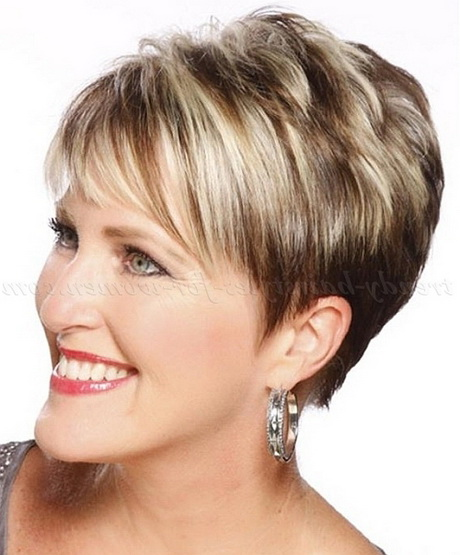 Short Hairstyles Over 50 Hairstyles Over 60 Short Wavy Short Haircuts ...