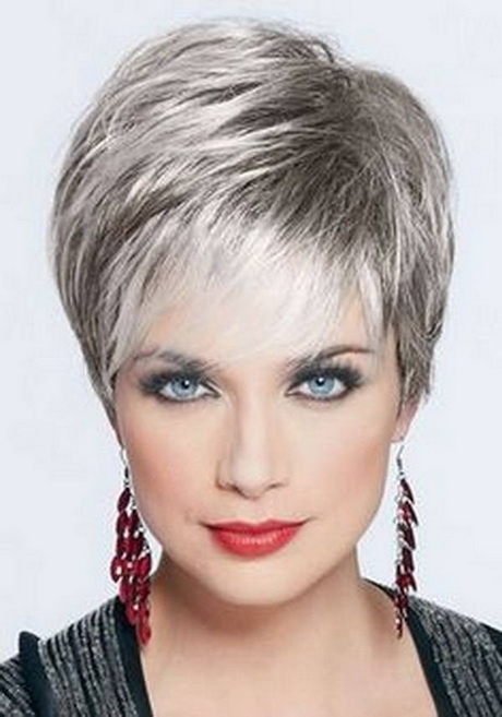 Hairstyles For Women Over 50 With Gray Hair | Best Hairstyles ...
