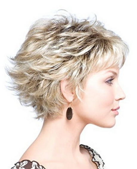 Short Wavy Hair For Summer Haircut 2015 2016