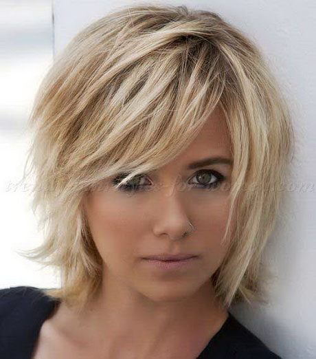 ... Layered Hairstyles With Bangs. on latest short hairstyles haircuts
