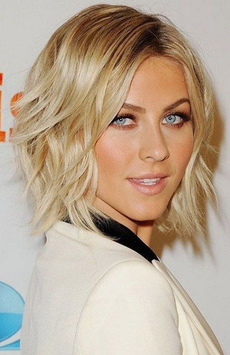 Long Bru te Hair With Side Bangs Hairstyles additionally Short Pixie ...