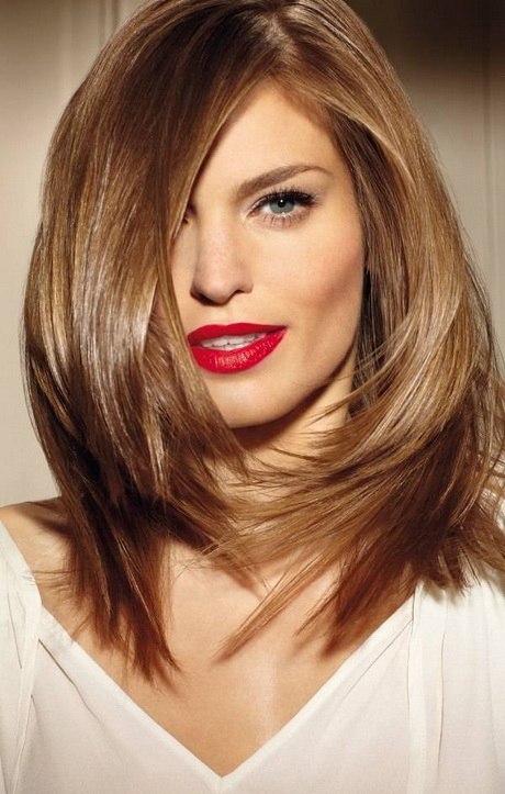 hairgoals Shoulder Length Hairstyle for Medium to Thin Hair