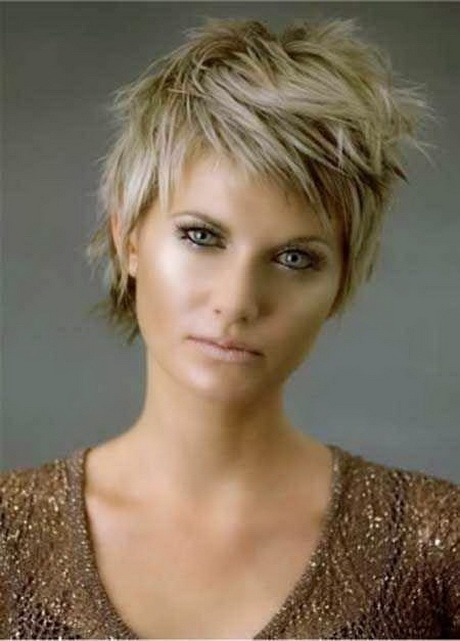 Great Hairstyles : Trendy Short Hairstyles 2015 2016 For Women short tousled
