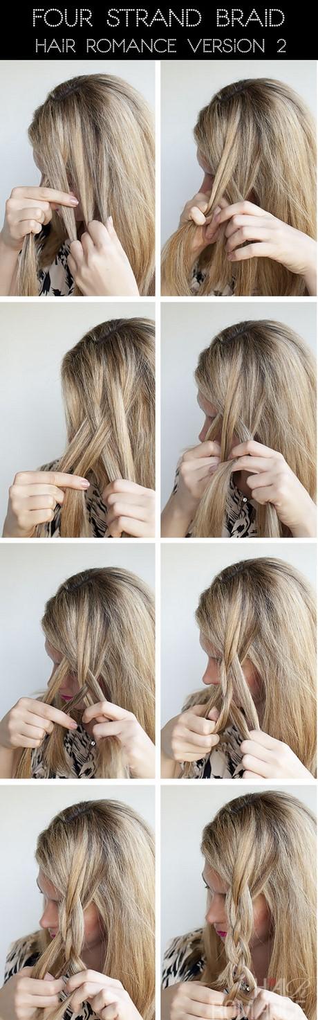 4 braid hairstyle