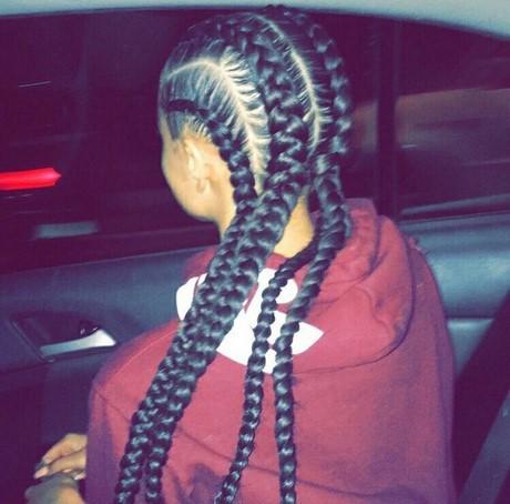 4 braids