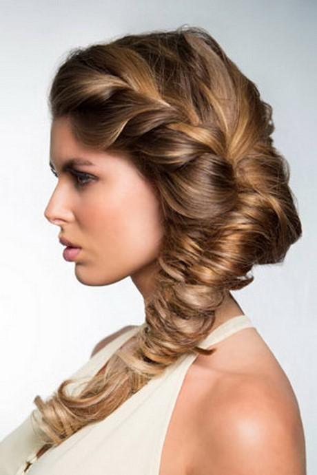 Причёски косы с объемом