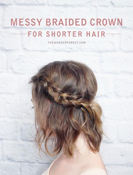 Braids For Short Thick Hair