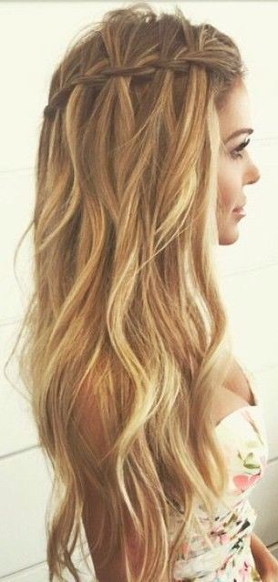 Blake lively layered hair