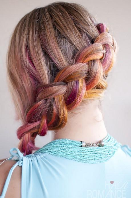 Cool easy braid hairstyles