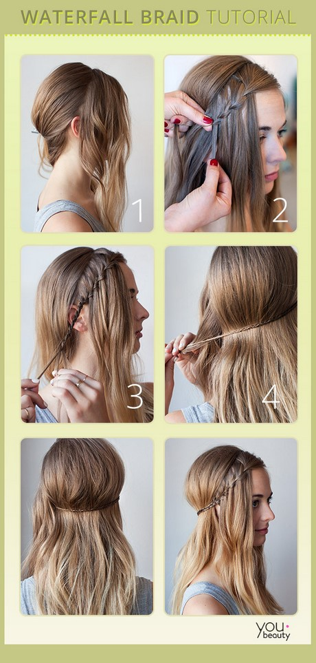 Hairstyles That Are Easy : Cute and easy braid hairstyles
