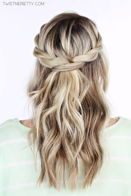 Hairstyles That Are Easy : 15 CUTE EASY Braid Hairstyles Most Beautiful Braid Hairstyles of ...
