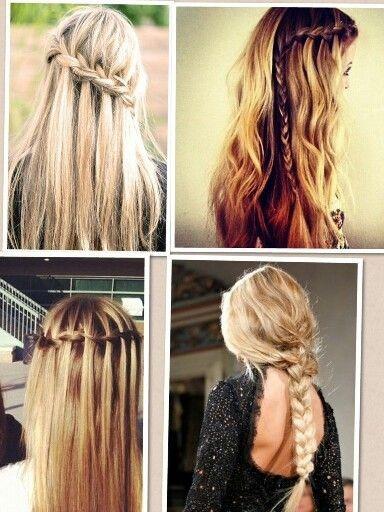 15 CUTE EASY Braid Hairstyles Most Beautiful Braid Hairstyles of ...