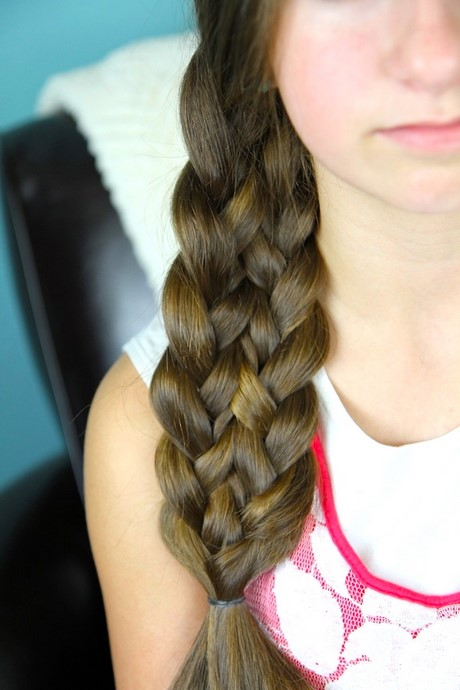 Hairstyle Easy : cute braid hairstyles quick easy youtube