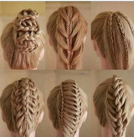 Different Plaits For Long Hair